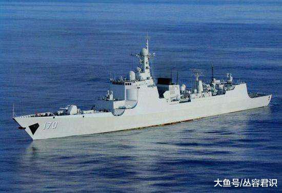 052C在世界仍是先进水平, 欧洲无一军舰能与之媲美, 却不受待见?