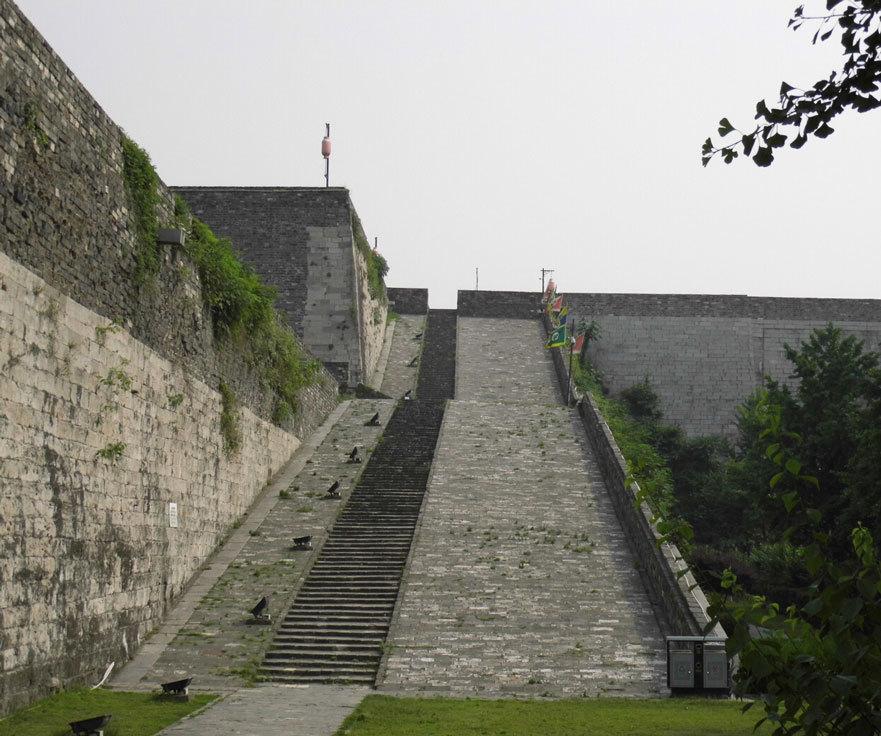 中华门城堡_360百科