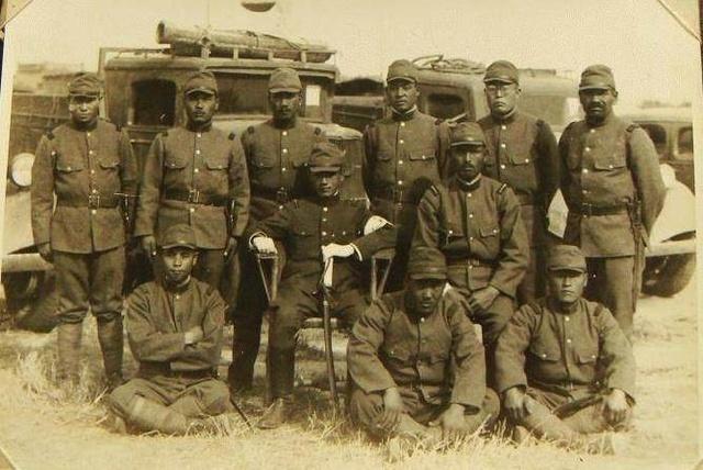 日军害怕苏军却欺负中国人:这一招值得学 - 一统江山 - 一统江山的博客