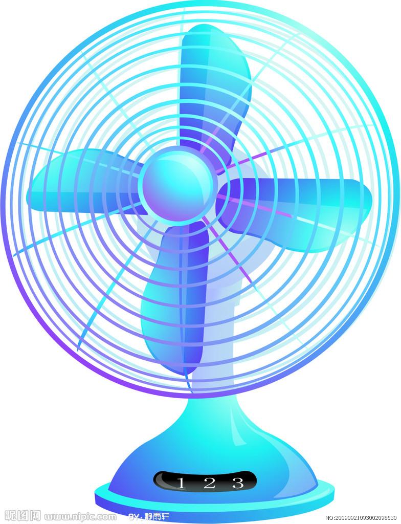 香港称为风扇,日本及韩国称为扇风机,是一种利用电动机驱动扇叶旋转