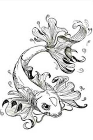 纹身图案和花纹_360手机助手 (320x480)