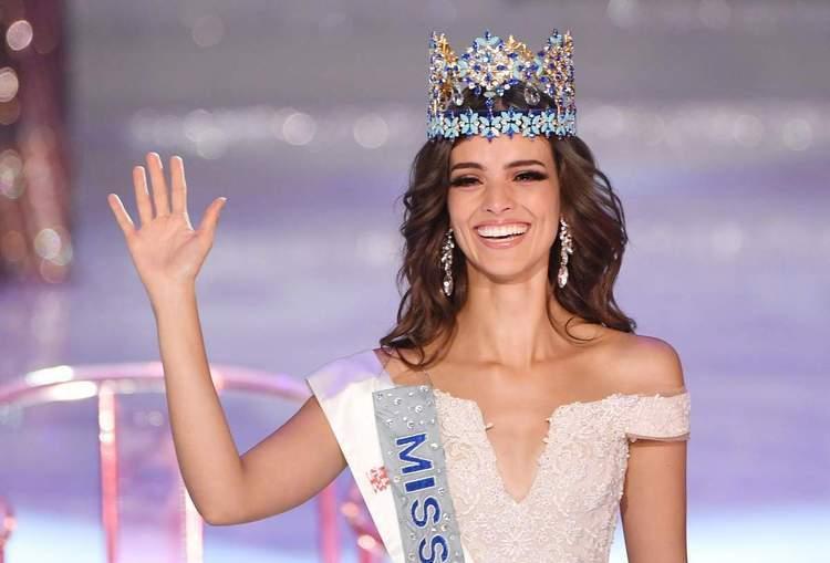 世界小姐选美冠军出炉,墨西哥美人脱颖而出戴上桂冠