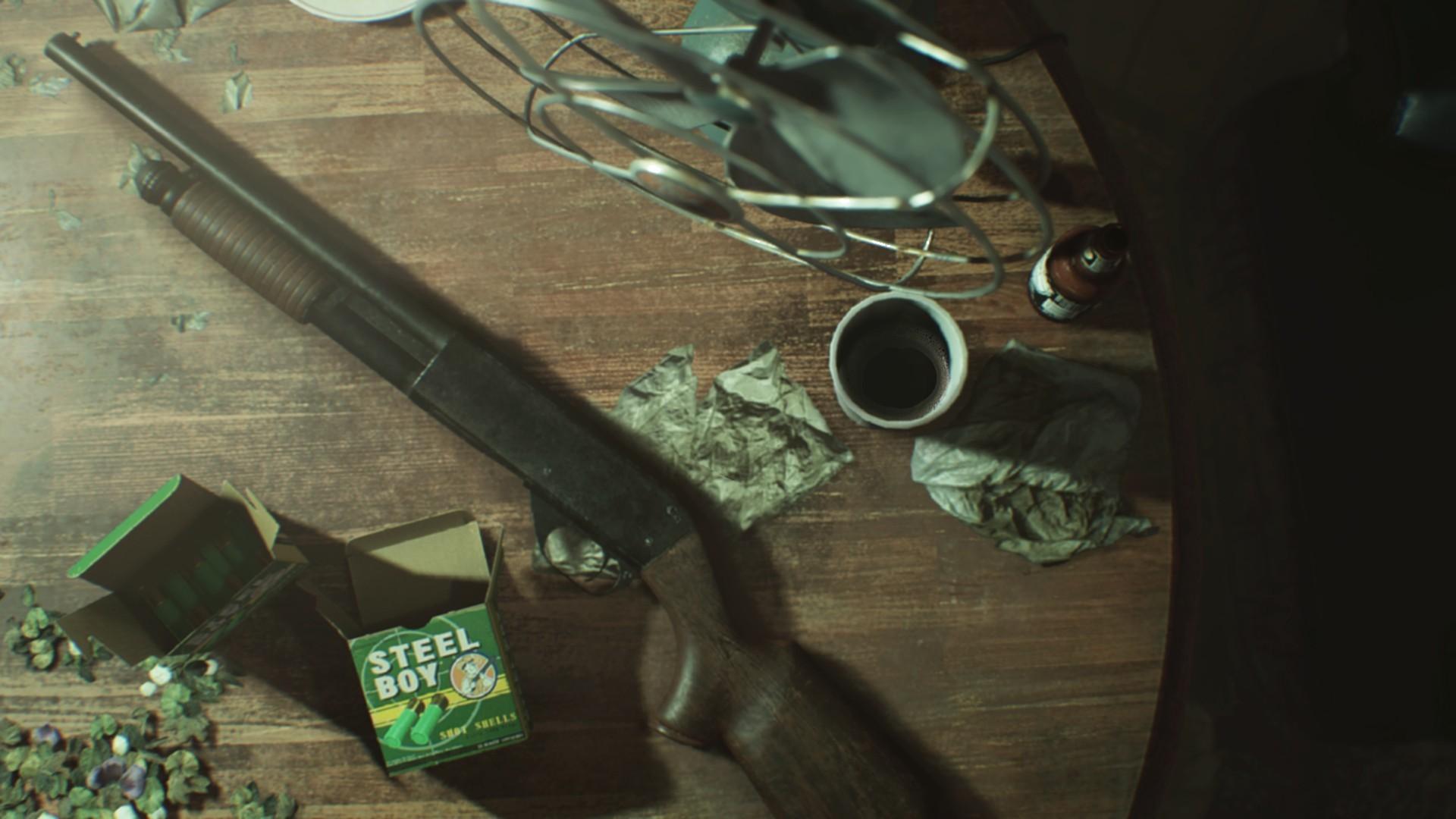 《生化危机7》制作人透露游戏最新情报