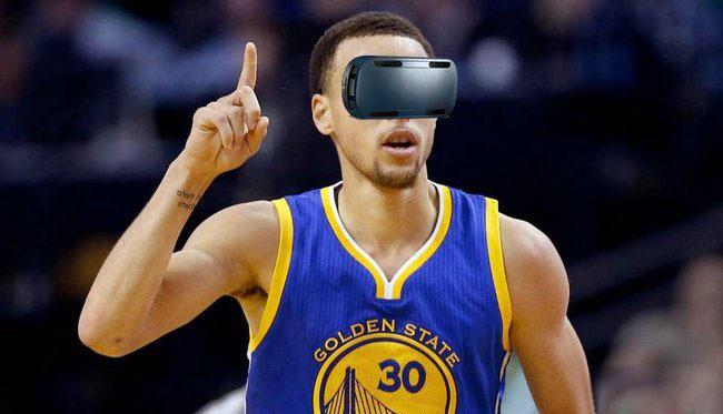 手把手传授Gear VR看NBA比赛