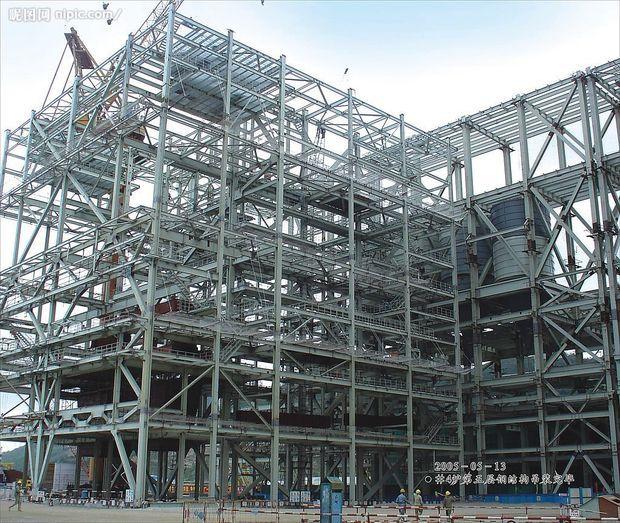 钢结构建筑层数怎吗数