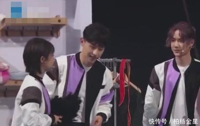 杨紫张一山邓伦一起出席综艺节目,粉丝接下来