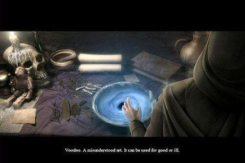 巫毒细语传奇的诅咒 Voodoo Whisperer CE截图4