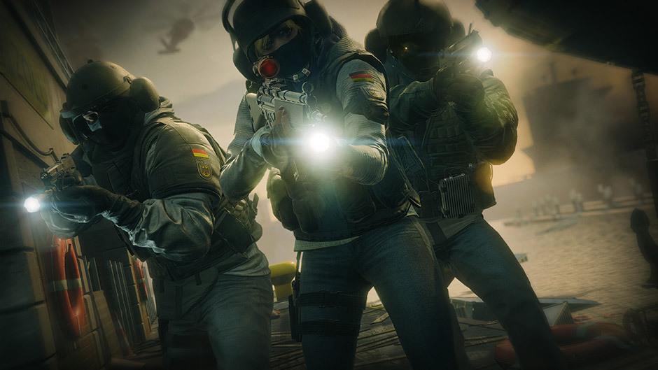 《彩虹六号:围攻》免费玩