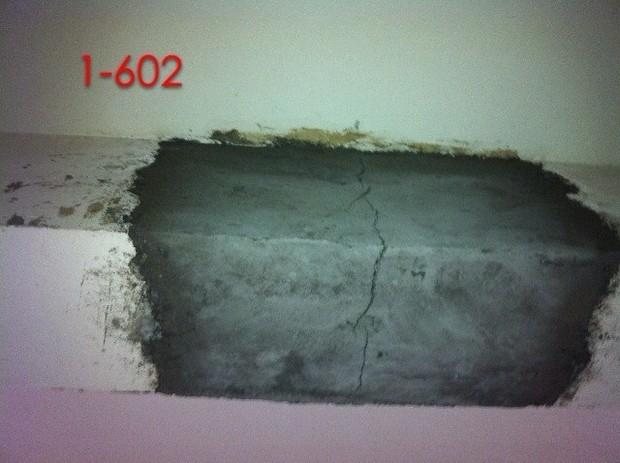 多层框架结构梁中出现裂缝是什么原因