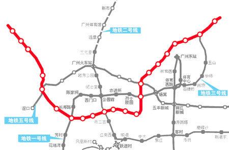 广州地铁6号线