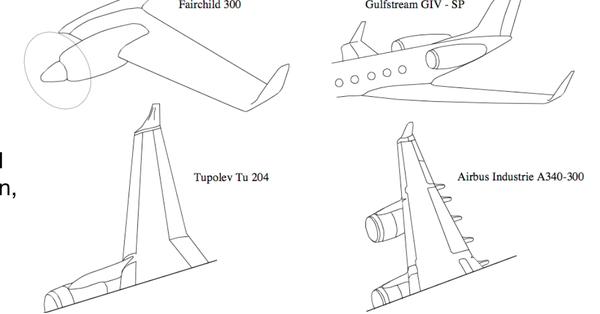 飞机机翼尖端为什么要翘起来