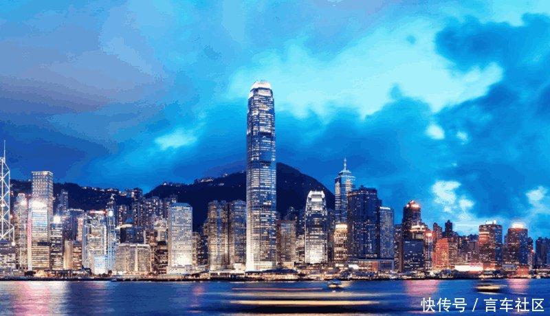 全球一线城市排名:伦敦第一、纽约第二,中国城