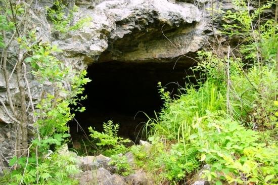 上饶铅山神仙洞旅游风景图片 上饶铅山神仙洞摄影照片 上饶铅山神仙洞