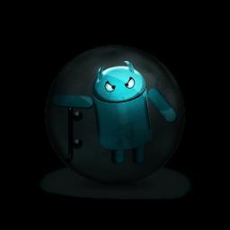 android小机器人主题