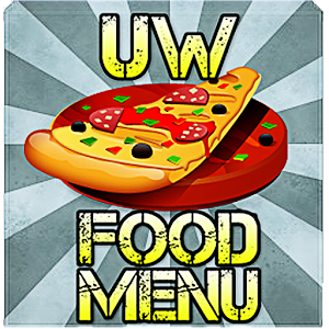 UW Food Menu