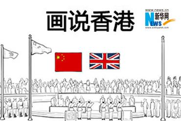 画说香港——香港回归20周年