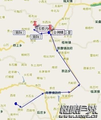 临淇镇地图