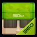 360手机桌面主题-安全部队