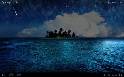 海岛动态壁纸