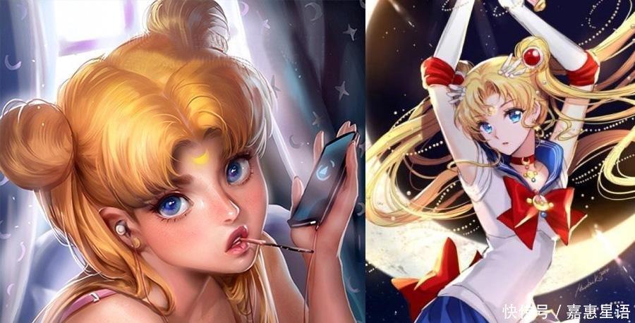 女孩动漫漫画的画师女主角,金木研变笔下帅气芬达欧美图片