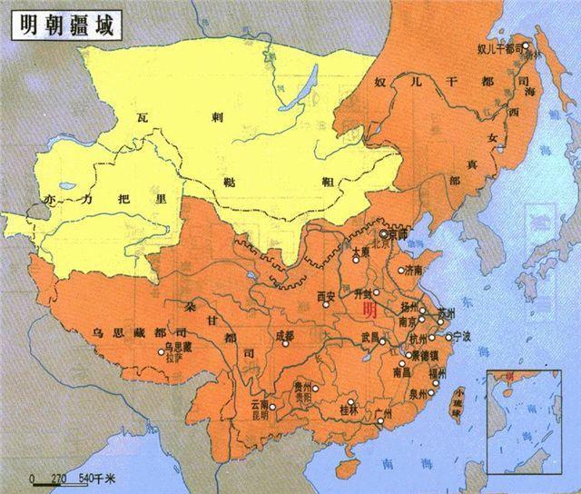 中国两次机会称霸都错过:阻碍了中国的强大 - 一统江山 - 一统江山的博客