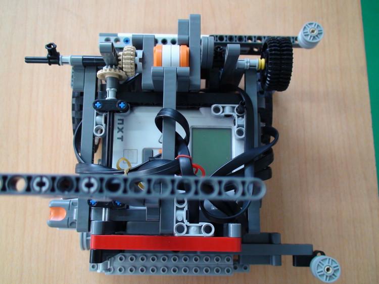 基本结构 编辑本段 机器人本体由以下五部分组成