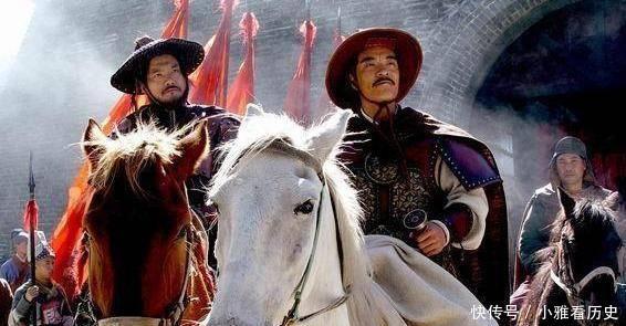 李自成攻入北京以后,无数女人遭受迫害,京城沦为地狱