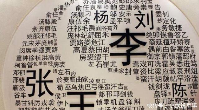 这两个姓氏出自中国却不在《百家姓》,日本明