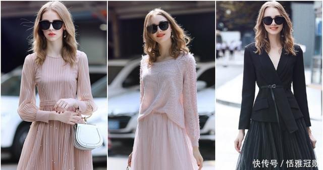 精致优雅女人的穿衣搭配,时尚品味升级,就爱精致优雅的高级感