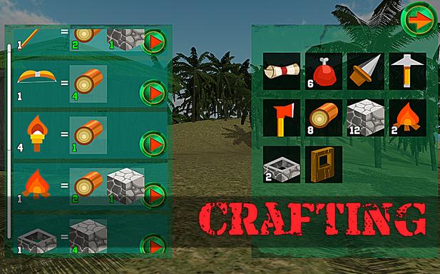 Survival Island FREE截图1