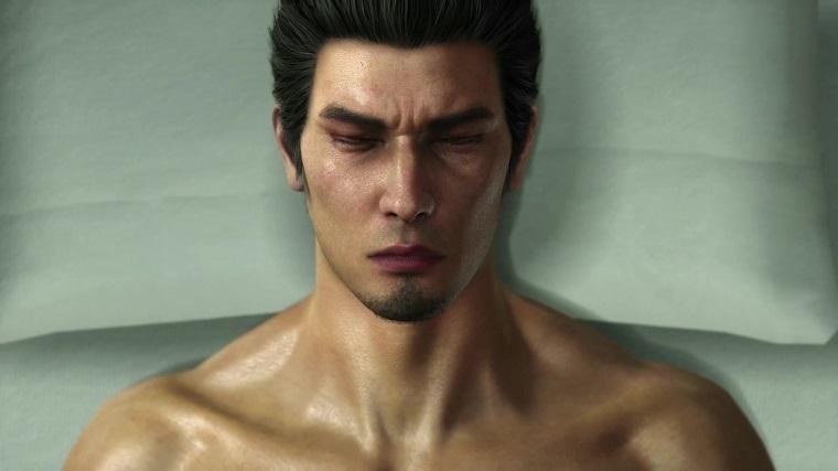 《如龙6:命之诗》游戏画面