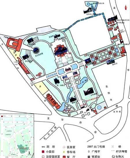 龙华烈士陵园-公墓区规划设计
