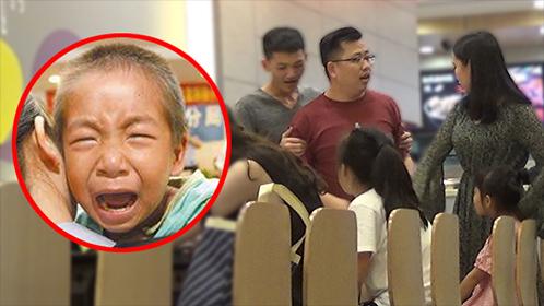 测试餐厅拐卖儿童,结局暖哭了!