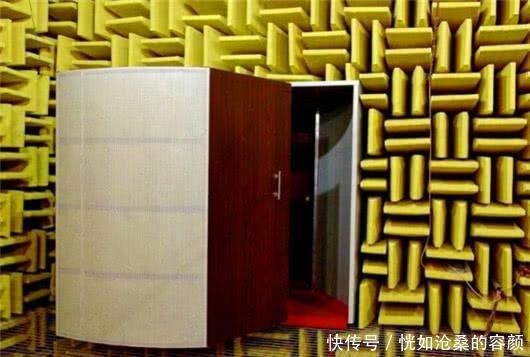 地球上最安静的''消音室'',花千万打造,普通人5分钟都坐不住