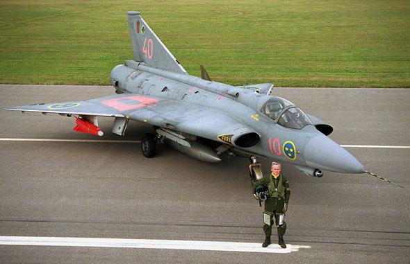 saab-35战斗机