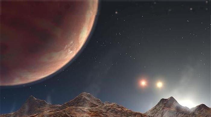 比火星存在生命可能性还大土卫二上有巨大海洋或隐藏了生命