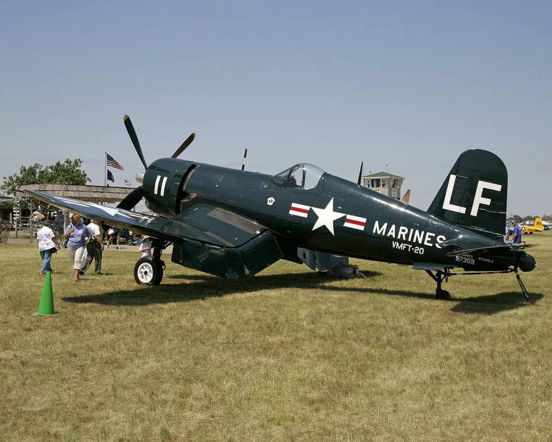 f4u战斗机