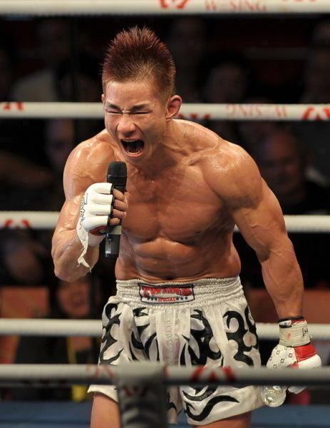 【转载】抗日拳王专揍日本人 8秒KO!对手跪地求饶 - liusongjifan2 - liusongjifan2的博客