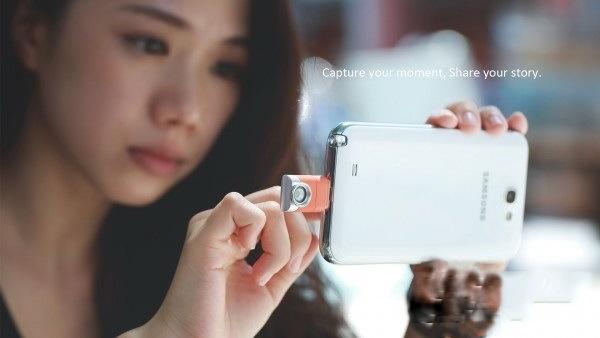 USB摄像头可拍摄VR视频