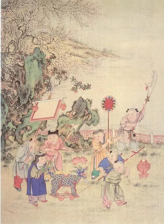 中国民俗别称大全,长知识 - ddmxbk - 木香关注家庭教育