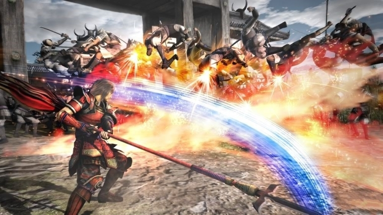 TGS 2016:《战国无双真田丸》现场试玩视频 11月发售