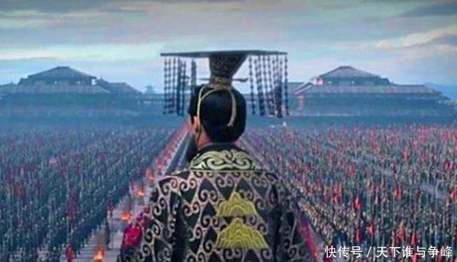 <b>古代帝王都爱斩杀功臣,被称暴君的秦始皇,为何一个都没有杀?</b>
