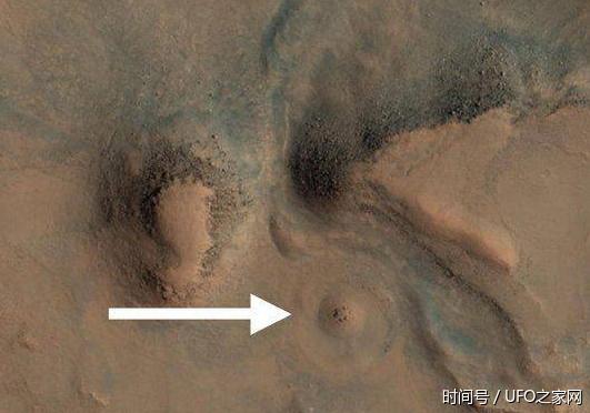不光存在有水!火星古文明被彻底曝光