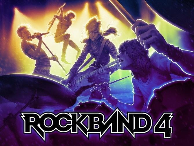 《摇滚乐队4》推出多人模式