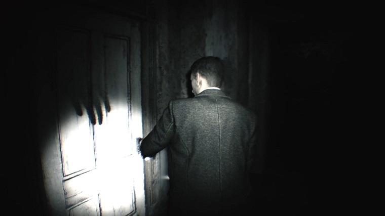 《生化危机7》Demo游戏画面