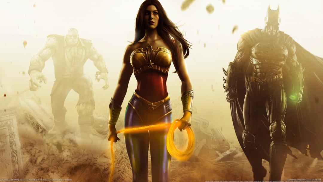 《不义联盟2》将有大量DLC角色加入
