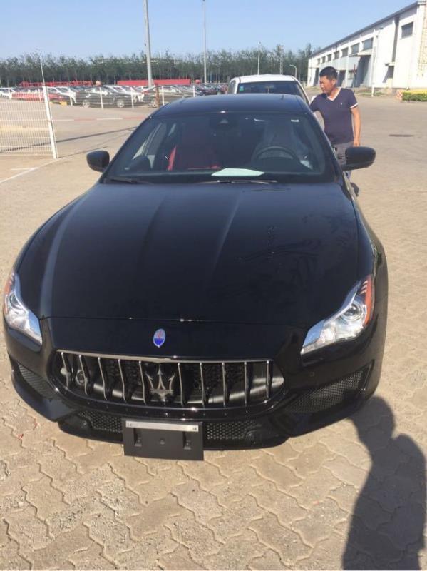 2017款玛莎拉蒂总裁运动版购车可全国分期
