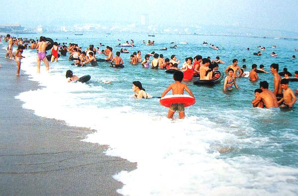 江苏连云港海边图片