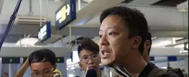 香港元朗27日非法集会示威的始作俑者,抓了