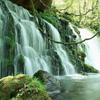 山涧溪流主题动态壁纸